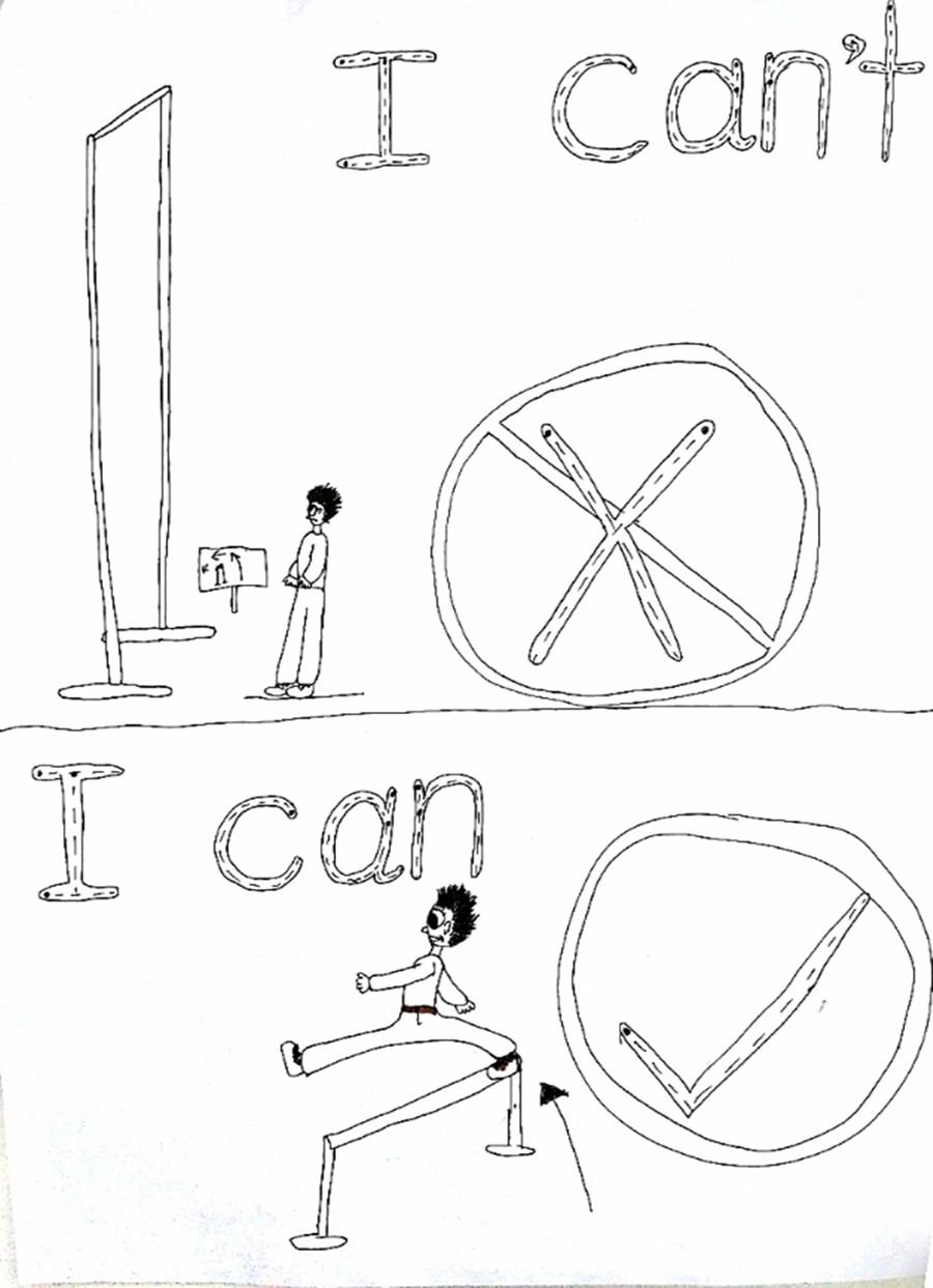 简单手绘图画配文字
